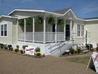 Ark-La-Tex Homes | Multi-Section Homes