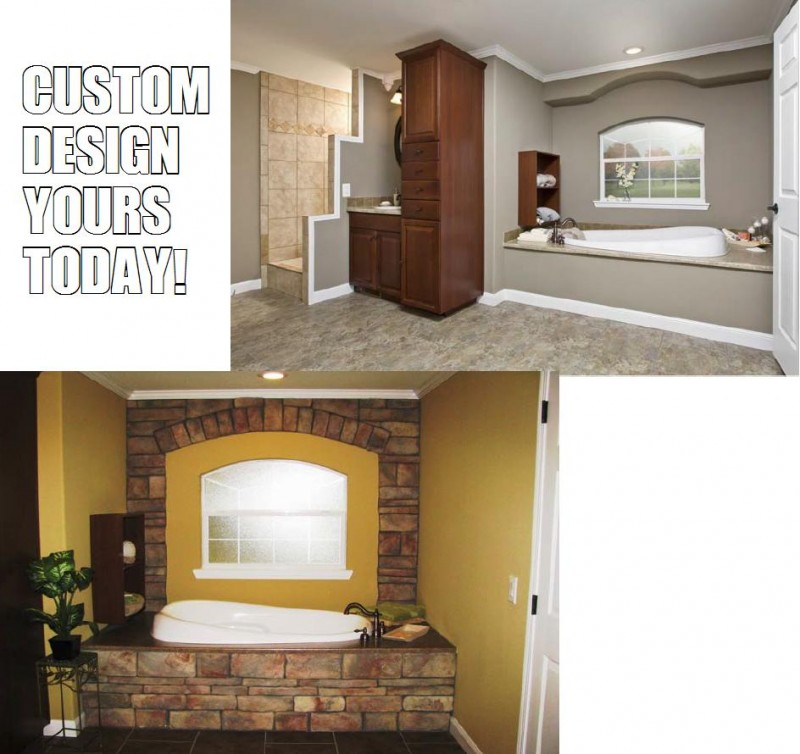 Custom Design Your Home Today @ Ark-La-Tex Homes